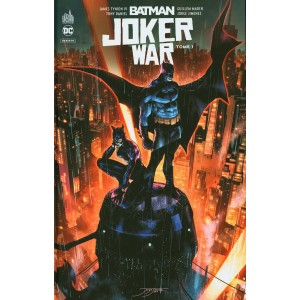 BATMAN JOKER WAR TOME 01 - URBAN COMICS (2020)