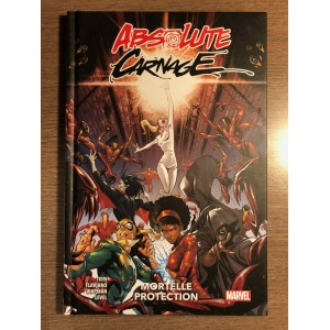 ABSOLUTE CARNAGE - MORTELLE PROTECTION - PANINI COMICS (2020)