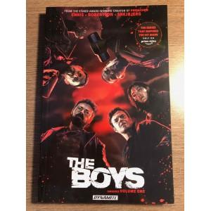 THE BOYS OMNIBUS TP VOL. 1 PHOTO CVR EDITION - GARTH ENNIS - DYNAMITE (2020)