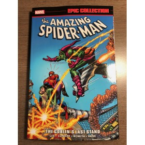 AMAZING SPIDER-MAN EPIC COLLECTION TP VOL. 07 - THE GOBLIN'S LAST STAND - MARVEL (2020)