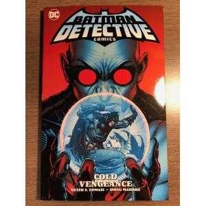BATMAN DETECTIVE COMICS TP VOL. 04 - COLD VENGEANCE - DC COMICS (2020)
