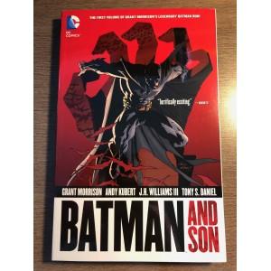 BATMAN AND SON TP - GRANT MORRISION - DC COMICS (2014)