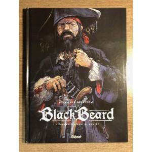 BLACK BEARD TOME 01: PENDEZ-LES HAUT ET COURT ! - GLÉNAT (2020)