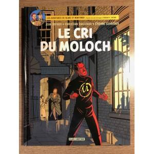 BLAKE ET MORTIMER 27 - LE CRI DU MOLOCH (2021)