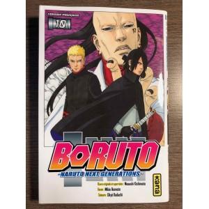 BORUTO 10 - KANA (2020)