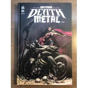 BATMAN DEATH MÉTAL TOME 01 - URBAN COMICS (2020)