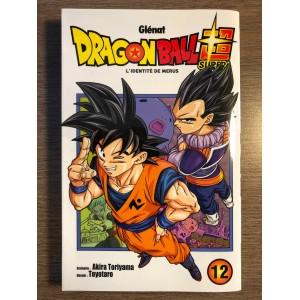 DRAGON BALL SUPER T12 - GLÉNAT (2020)