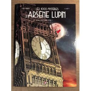 ARSÈNE LUPIN, LES 1000 MYSTÈRES T02 - L'ANARCHIE LAO FEIL! - CERISES ET COQUELICOTS (2018)