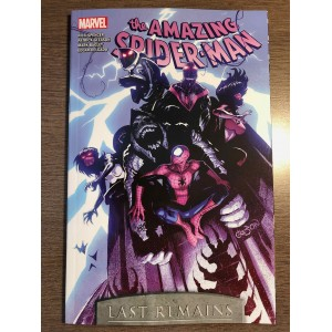AMAZING SPIDER-MAN BY NICK SPENCER TP VOL. 11 - LAST REMAINS - MARVEL (2021)