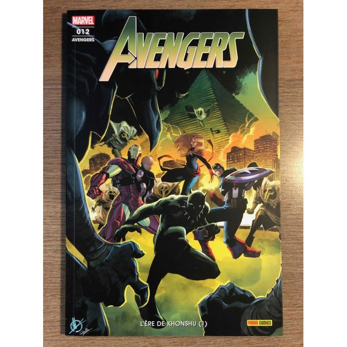 AVENGERS (2020) #12 - SOFTCOVER MENSUEL - PANINI COMICS