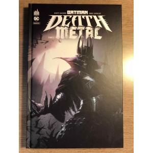 BATMAN DEATH MÉTAL TOME 02 - URBAN COMICS (2021)