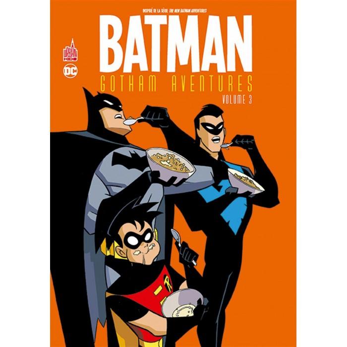 BATMAN GOTHAM AVENTURES TOME 03 - URBAN KIDS (2021)