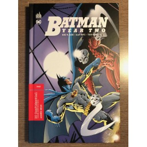 BATMAN ANNÉE DEUX YEAR TWO - URBAN COMICS (2021)