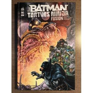 BATMAN ET LES TORTUES NINJA: FUSION  -  URBAN COMICS (2020)