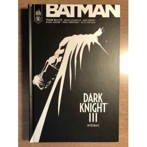 BATMAN DARK KNIGHT III INTÉGRALE - URBAN COMICS (2019)