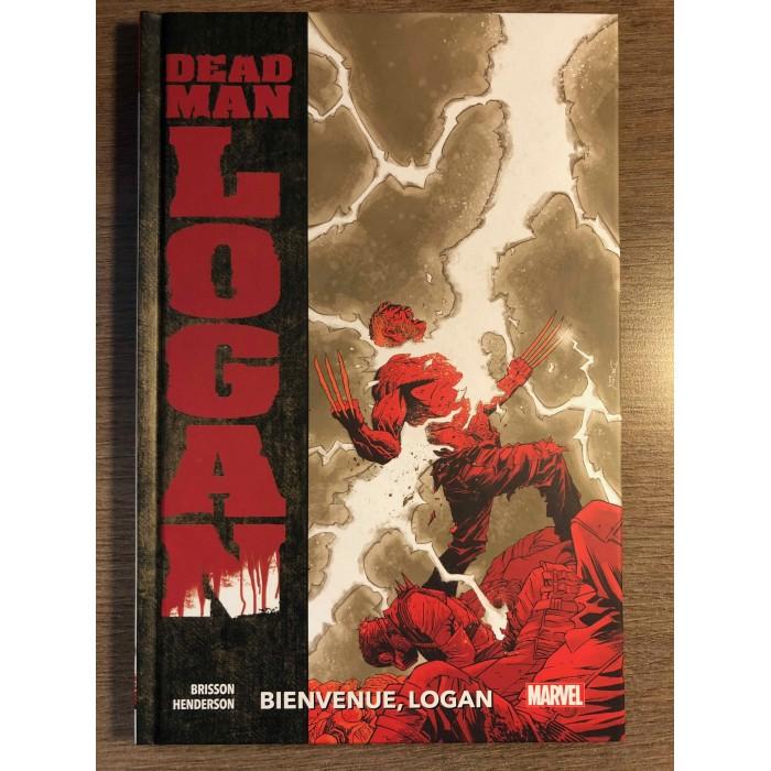 DEAD MAN LOGAN TOME 02: BIENVENUE, LOGAN - PANINI COMICS (2021)