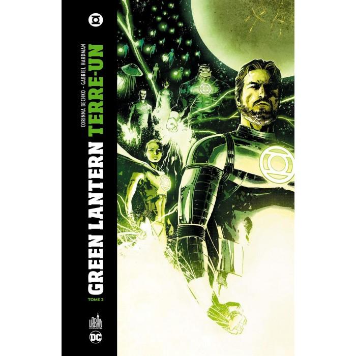 GREEN LANTERN TERRE-UN TOME 02 - URBAN COMICS (2021)