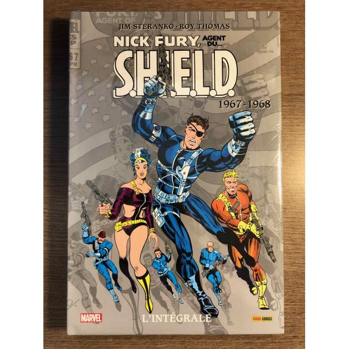 NICK FURY, AGENT DU SHIELD INTÉGRALE 1967-1968 NOUV ÉDITION - PANINI COMICS (2021)