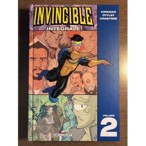 INVINCIBLE - INTÉGRALE VOLUME 2 - DELCOURT (2021)