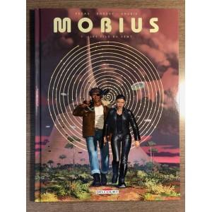 MOBIUS TOME 01 - LES FILS DU VENT - DELCOURT (2021)