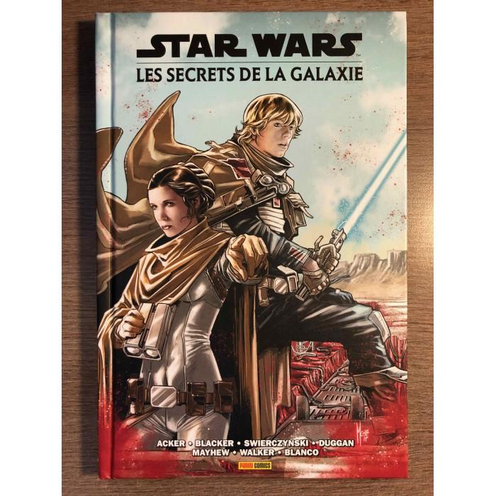 STAR WARS: LES SECRETS DE LA GALAXIE - PANINI COMICS (2021)