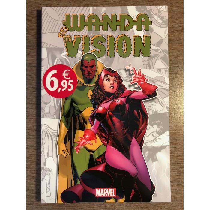 WANDA & LA VISION - PANINI COMICS (2021)