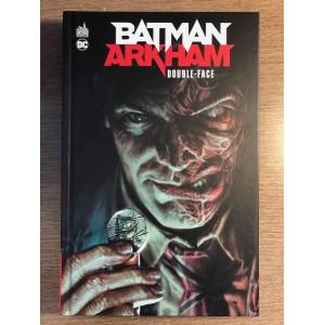 BATMAN ARKHAM: DOUBLE-FACE  -  URBAN COMICS (2021)