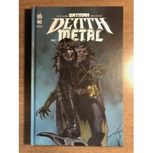 BATMAN DEATH MÉTAL TOME 03 - URBAN COMICS (2021)