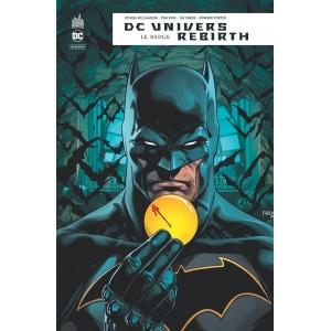 BATMAN DC UNIVERS REBIRTH: LE BADGE - URBAN COMICS (2018)