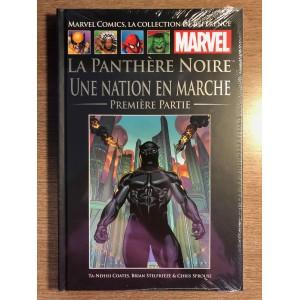 COLLECTION DE RÉFÉRENCE MARVEL TOME 133 - PANTHÈRE NOIRE: UNE NATION EN MARCHE 1RE PARTIE - HACHETTE (2021)