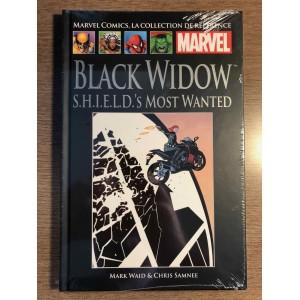 COLLECTION DE RÉFÉRENCE MARVEL TOME 132 - BLACK WIDOW SHIELD'S MOST WANTED - HACHETTE (2021)