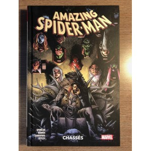 AMAZING SPIDER-MAN T04 - CHASSÉS - PANINI COMICS (2021)