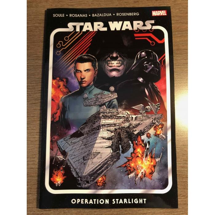 STAR WARS TP VOL. 02 - OPERATION STARLIGHT - MARVEL (2021)
