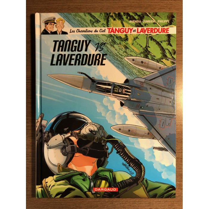 TANGUY ET LAVERDURE 09 : TANGUY VS LAVERDURE - DARGAUD (2021)