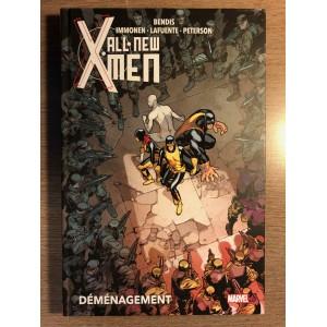 ALL-NEW X-MEN TOME 02: DÉMÉNAGEMENT - MARVEL DELUXE - PANINI COMICS (2021)