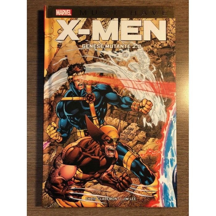X-MEN: GENÈSE MUTANTE 2.0 - COLLECTION MARVEL MUST HAVE - PANINI COMICS (2021)