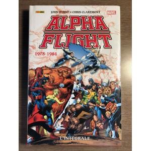 ALPHA FLIGHT INTÉGRALE 1978-1984 - PANINI COMICS (2021)