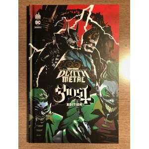 BATMAN DEATH METAL #2 ÉDITION SPÉCIALE GHOST - URBAN COMICS (2021)