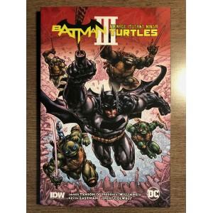 BATMAN / TEENAGE MUTANT NINJA TURTLES III - DC COMICS (2021)