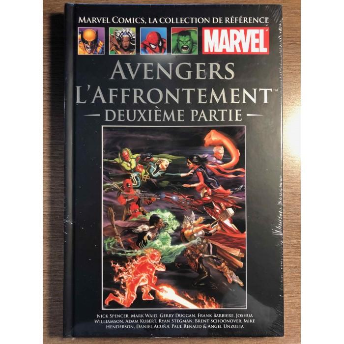 COLLECTION DE RÉFÉRENCE MARVEL TOME 130 - AVENGERS L'AFFRONTEMENT PARTIE II - HACHETTE (2020)