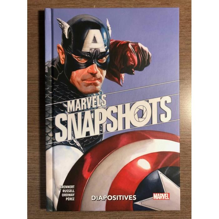 MARVELS SNAPSHOTS DIAPOSITIVES TOME 01 - PANINI COMICS (2021)