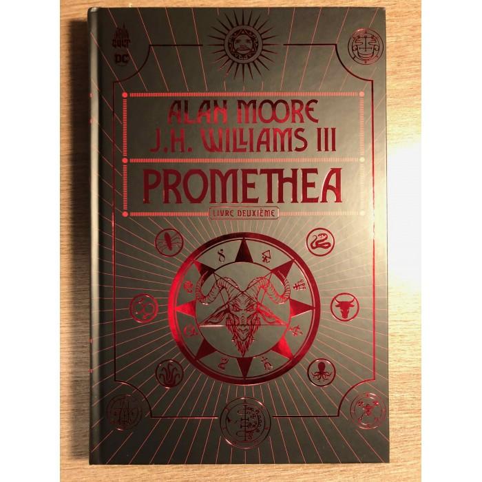 PROMETHEA 02 - ALAN MOORE / J.H. WILLIAMS III - URBAN COMICS (2021)
