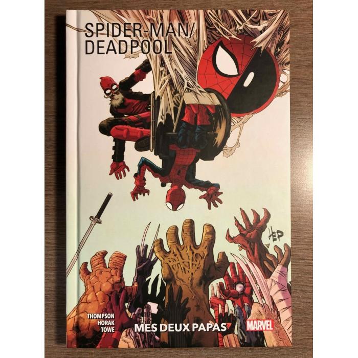SPIDER-MAN / DEADPOOL TOME 01: MES DEUX PAPAS - PANINI COMICS (2021)
