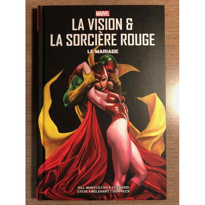 LA VISION ET LA SORCIÈRE ROUGE: LE MARIAGE - PANINI COMICS (2021)