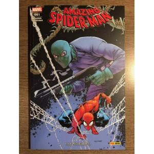 AMAZING SPIDER-MAN #01  - SOFTCOVER MENSUEL - PANINI COMICS (2021)
