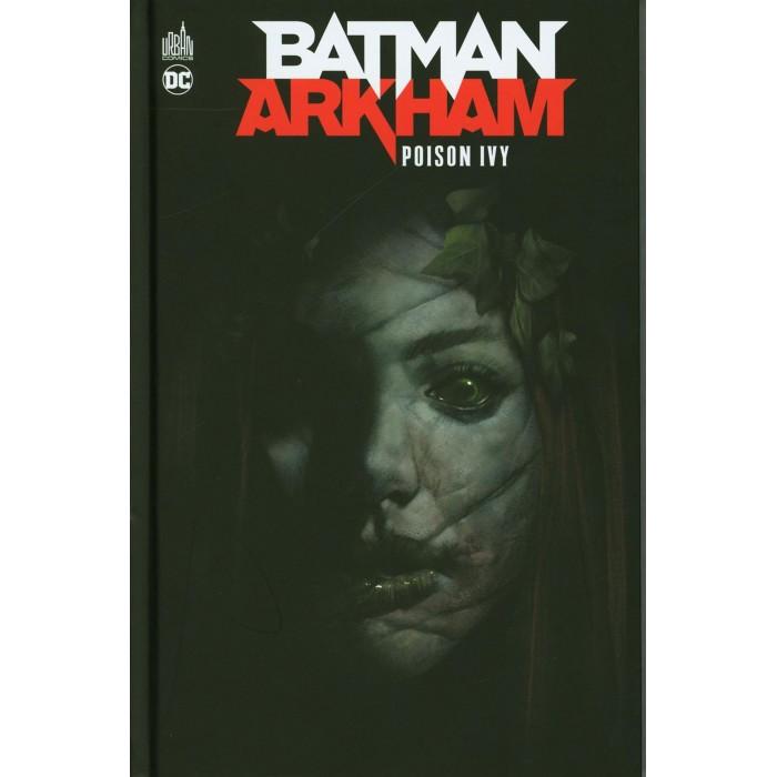 BATMAN ARKHAM: POISON IVY  -  URBAN COMICS (2021)