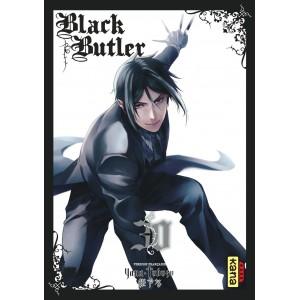 BLACK BUTLER 30 - VERSION FRANÇAISE - KANA (2021)