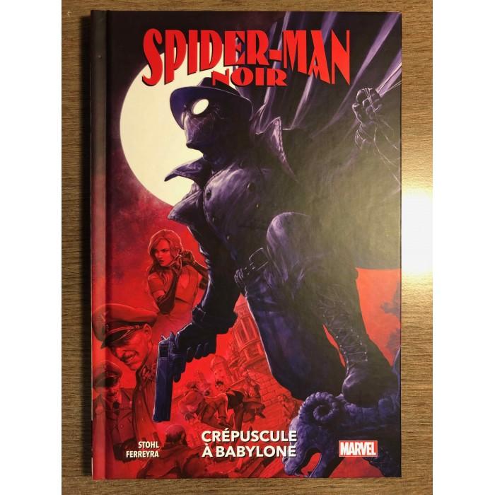 SPIDER-MAN NOIR - CRÉPUSCULE À BABYLONE - PANINI COMICS (2021)