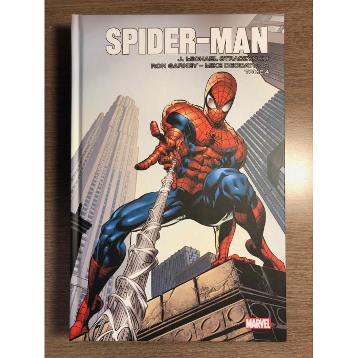 SPIDER-MAN PAR J.M. STRACZYNSKI TOME 04 - PANINI COMICS (2021)