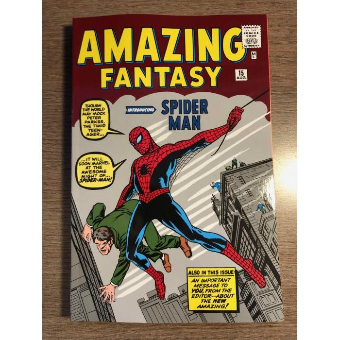 MIGHTY MARVEL MASTERWORKS AMAZING SPIDER-MAN GREAT POWER TP - DM VARIANT - MARVEL (2021)